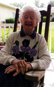 Ms. Arbor Springs Health & Rehab Center, Edna Farrell, Opelika, Age 89