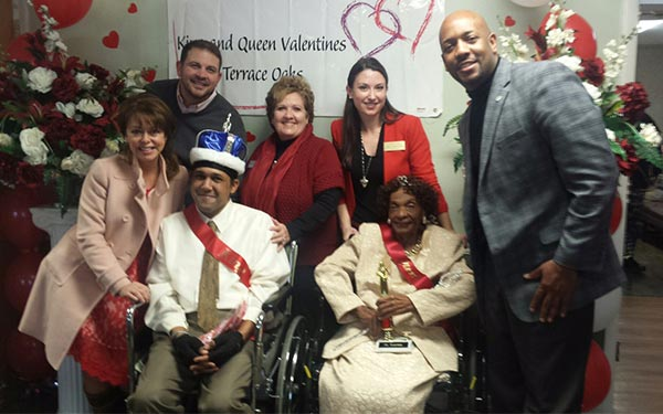 Community Leaders, Businesses Support Nursing Home Event
