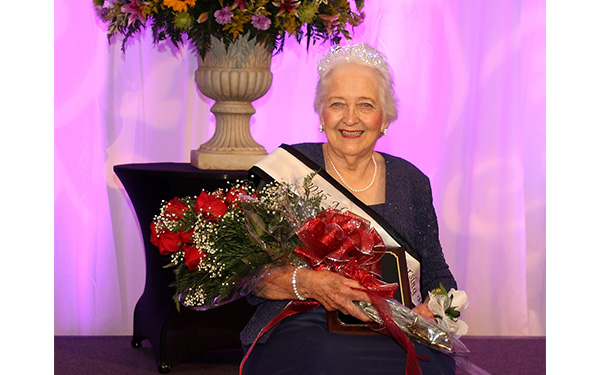 Meet Ms. Alabama Nursing Home 2015 – Sylvia Holland
