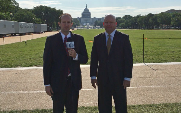 VIDEO: Capitol Insider from Washington, D.C.