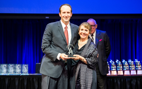 ANHA Wins National Public Relations Award