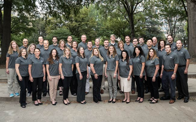 American Health Care Association's Future Leaders of Long-Term Care in America class of 2016/2017.