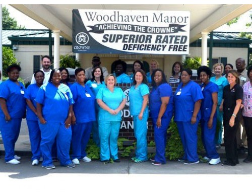 Woodhaven Manor Achieves Perfect Score on Recent Inspection