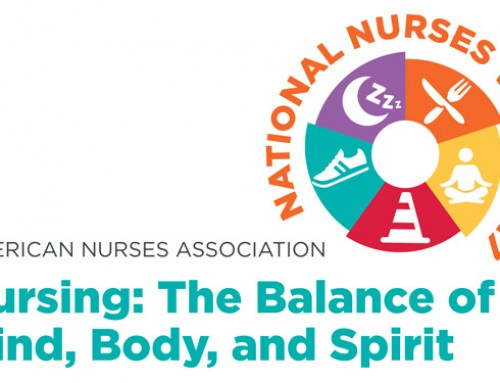 Celebrating National Nurses Day and Week 2017