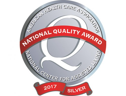 Burns Nursing & Rehab Earns National Quality Award, Perfect Inspection Score