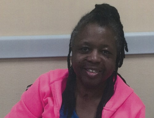 Ms. Cherry Hill Rehabilitation & Healthcare Center 2017: Evelyn Dent
