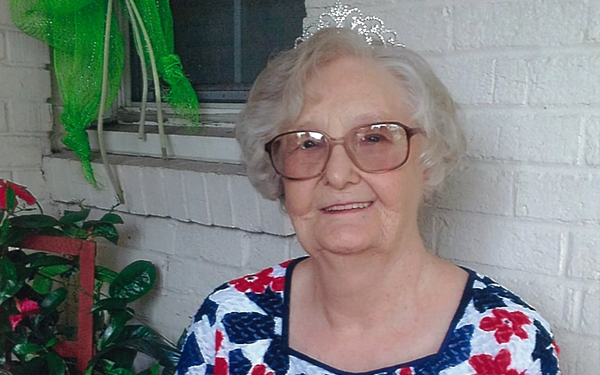 Ms. Haleyville Health & Rehab Center, Edna Everly, Haleyville, Age 83