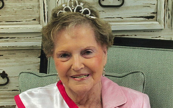 Ms. Westside Terrace Health & Rehab First, Sarah Scott, Dothan, Age 83