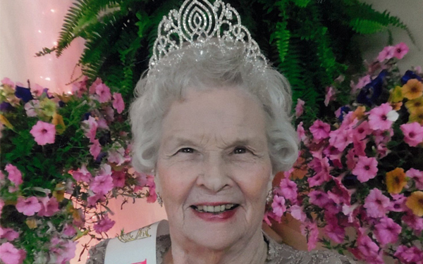 Ms. Woodland Village Rehab & Healthcare Center, Cleo McLeroy, Cullman, Age 87