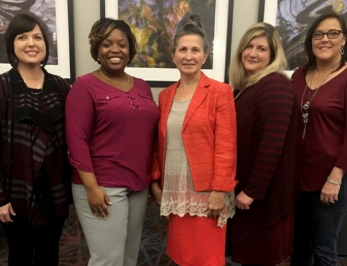 2018 Activity & Social Service Auxiliary Leaders Elected