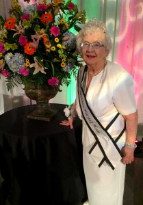 Ms. Alabama Nursing Home 2014 Edna Farrell.