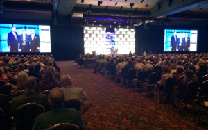AHCA National Quality Awards Ceremony at the Henry B. Gonzalez Convention Center in San Antonio, Texas.